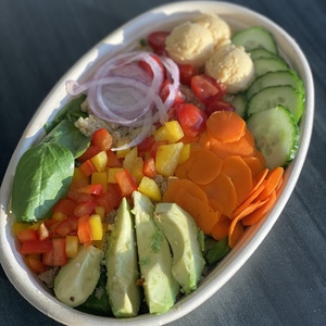 Veggie Goddess Quinoa Bowl
